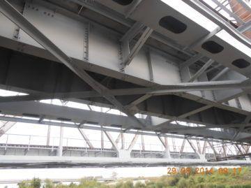 АКЗ железнодорожного моста ОАО