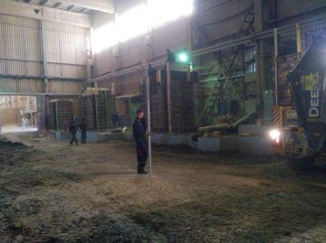 Устройство фундамента под шаровые мельницы г. Екатеринбург