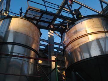 Изготовление и монтаж участка водоподготовки