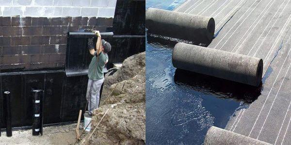 Виды гидроизоляции