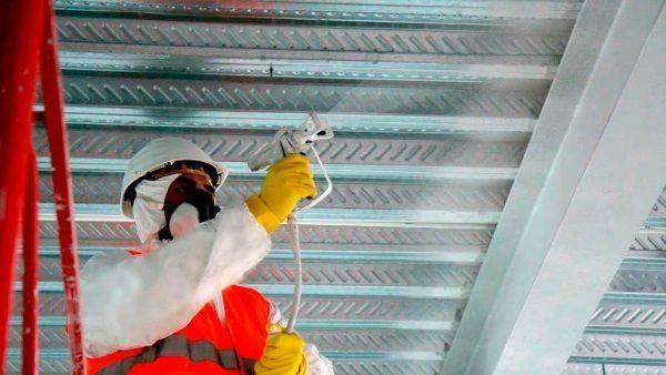 Огнезащита строительных конструкций: меры и нормы огнезащиты