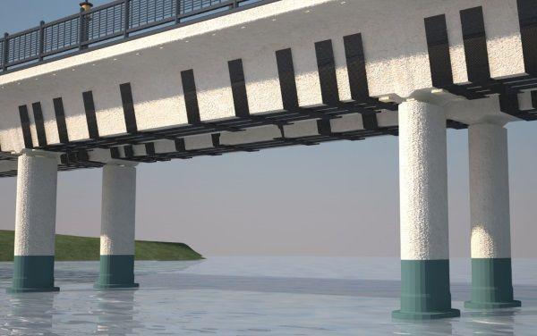Усиление бетонных и железобетонных конструкций углеволокном